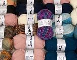 Luxury Yarns  Brand ICE, fnt2-57122