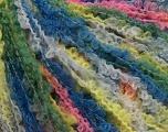 Fiber Content 70% Acrylic, 30% Wool, Yellow, Pink, Brand ICE, Blue, fnt2-57230