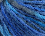 Fiber Content 50% Acrylic, 50% Wool, Purple, Brand ICE, Grey, Blue Shades, fnt2-57233