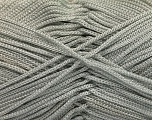 Width is 3 mm Fiber Content 100% Polyester, Light Grey, Brand ICE, fnt2-57341