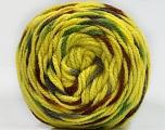 Fiber Content 80% Acrylic, 20% Polyamide, Yellow, Brand ICE, Grey, Green, Brown, fnt2-57343