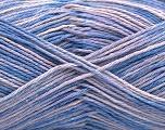 Fasergehalt 100% Acryl, Lilac Shades, Brand ICE, fnt2-57349