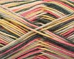 Fasergehalt 100% Acryl, Yellow, Pink, Brand ICE, Grey, fnt2-57351