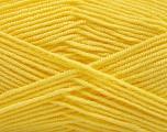 Fiber Content 50% Acrylic, 50% Bamboo, Yellow, Brand ICE, fnt2-57393