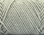 Items made with this yarn are machine washable & dryable. Fiber Content 100% Acrylic, Light Grey, Brand ICE, fnt2-57404