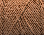 Items made with this yarn are machine washable & dryable. Fiber Content 100% Acrylic, Brand ICE, Camel, fnt2-57409