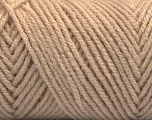 Items made with this yarn are machine washable & dryable. Fiber Content 100% Acrylic, Brand ICE, Beige, fnt2-57411