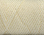 Items made with this yarn are machine washable & dryable. Fiber Content 100% Acrylic, Brand ICE, Ecru, fnt2-57413
