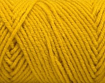 Items made with this yarn are machine washable & dryable. Fiber Content 100% Acrylic, Brand ICE, Gold, fnt2-57418