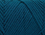 Items made with this yarn are machine washable & dryable. Fiber Content 100% Acrylic, Teal, Brand ICE, fnt2-57419