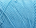 Items made with this yarn are machine washable & dryable. Fiber Content 100% Acrylic, Light Blue, Brand ICE, fnt2-57423