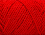Items made with this yarn are machine washable & dryable. Fiber Content 100% Acrylic, Red, Brand ICE, fnt2-57425