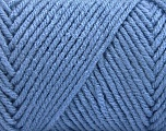 Items made with this yarn are machine washable & dryable. Fiber Content 100% Acrylic, Indigo Blue, Brand ICE, fnt2-57440