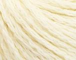 Fiber Content 50% Acrylic, 50% Wool, Brand ICE, Cream, fnt2-57522