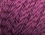 Fiber Content 70% Mercerised Cotton, 30% Viscose, Maroon, Brand Kuka Yarns, Yarn Thickness 2 Fine  Sport, Baby, fnt2-16808