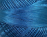Fiber Content 100% Micro Fiber, Brand YarnArt, Blue, Yarn Thickness 0 Lace  Fingering Crochet Thread, fnt2-17321