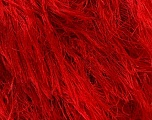 Fiber Content 100% Polyamide, Red, Brand Kuka Yarns, Yarn Thickness 5 Bulky  Chunky, Craft, Rug, fnt2-20839