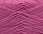 Fiber Content 55% Virgin Wool, 5% Cashmere, 40% Acrylic, Orchid, Brand ICE, Yarn Thickness 2 Fine  Sport, Baby, fnt2-21125
