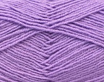 Fiber Content 55% Virgin Wool, 5% Cashmere, 40% Acrylic, Lilac, Brand ICE, Yarn Thickness 2 Fine  Sport, Baby, fnt2-21126