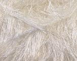 Fiber Content 100% Polyester, Brand Ice Yarns, Ecru, Yarn Thickness 5 Bulky  Chunky, Craft, Rug, fnt2-22700