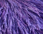 Fiber Content 100% Polyester, Lavender, Brand ICE, Yarn Thickness 5 Bulky  Chunky, Craft, Rug, fnt2-22775