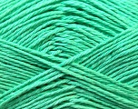 Fiber Content 100% Mercerised Cotton, Mint Green, Brand Ice Yarns, Yarn Thickness 2 Fine  Sport, Baby, fnt2-23333