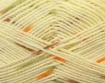 Fiber Content 100% Baby Acrylic, Orange, Light Green, Brand Ice Yarns, Green, Brown, Yarn Thickness 2 Fine  Sport, Baby, fnt2-23505