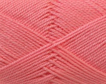 Fiber Content 100% Acrylic, Light Pink, Brand Ice Yarns, Yarn Thickness 2 Fine  Sport, Baby, fnt2-23589