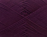 Fiber Content 100% Acrylic, Maroon, Brand Ice Yarns, Yarn Thickness 2 Fine  Sport, Baby, fnt2-23597