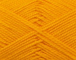 Fiber Content 100% Acrylic, Yellow, Brand Ice Yarns, Yarn Thickness 2 Fine  Sport, Baby, fnt2-23600