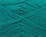 Worsted  Fiber Content 100% Acrylic, Sea Green, Brand Ice Yarns, Yarn Thickness 4 Medium  Worsted, Afghan, Aran, fnt2-23740