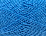 Worsted  Fiber Content 100% Acrylic, Indigo Blue, Brand Ice Yarns, Yarn Thickness 4 Medium  Worsted, Afghan, Aran, fnt2-23743