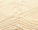 Bulky  Fiber Content 100% Acrylic, Brand ICE, Ecru, Yarn Thickness 5 Bulky  Chunky, Craft, Rug, fnt2-23745