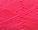 Bulky  Fiber Content 100% Acrylic, Pink, Brand Ice Yarns, Yarn Thickness 5 Bulky  Chunky, Craft, Rug, fnt2-23757
