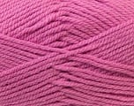 Bulky  Fiber Content 100% Acrylic, Rose Pink, Brand Ice Yarns, Yarn Thickness 5 Bulky  Chunky, Craft, Rug, fnt2-23758