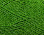 Bulky  Fiber Content 100% Acrylic, Brand Ice Yarns, Green, Yarn Thickness 5 Bulky  Chunky, Craft, Rug, fnt2-23760