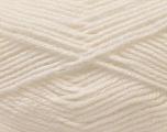 Fiber Content 100% Baby Acrylic, White, Brand Ice Yarns, Yarn Thickness 2 Fine  Sport, Baby, fnt2-23774