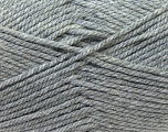 Bulky  Fiber Content 100% Acrylic, Light Grey, Brand Ice Yarns, Yarn Thickness 5 Bulky  Chunky, Craft, Rug, fnt2-24501