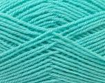 Fiber Content 100% Baby Acrylic, Mint Green, Brand Ice Yarns, Yarn Thickness 2 Fine  Sport, Baby, fnt2-24530