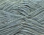 Fiber Content 100% Acrylic, Brand Ice Yarns, Grey, Yarn Thickness 1 SuperFine  Sock, Fingering, Baby, fnt2-24588