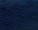 Fiber Content 100% Acrylic, Navy, Brand Ice Yarns, Yarn Thickness 1 SuperFine  Sock, Fingering, Baby, fnt2-24608