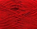 Fiber Content 100% Acrylic, Brand Ice Yarns, Dark Red, Yarn Thickness 1 SuperFine  Sock, Fingering, Baby, fnt2-24612