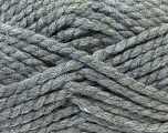 SuperBulky  Fiber Content 55% Acrylic, 45% Wool, Brand Ice Yarns, Grey, Yarn Thickness 6 SuperBulky  Bulky, Roving, fnt2-24937