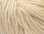Fiber Content 40% Acrylic, 35% Wool, 25% Alpaca, Brand Ice Yarns, Cream, Yarn Thickness 5 Bulky  Chunky, Craft, Rug, fnt2-25394