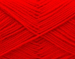 Fiber Content 100% Acrylic, Red, Brand Ice Yarns, Yarn Thickness 2 Fine  Sport, Baby, fnt2-25527