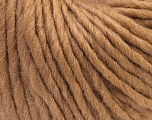 Fiber Content 100% Wool, Light Brown, Brand ICE, Yarn Thickness 5 Bulky  Chunky, Craft, Rug, fnt2-25998