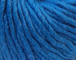 Fiber Content 100% Wool, Brand Ice Yarns, Blue, Yarn Thickness 5 Bulky  Chunky, Craft, Rug, fnt2-26012