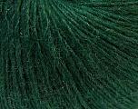 Fiber Content 48% Merino Wool, 27% Acrylic, 25% Polyamide, Brand Ice Yarns, Dark Green, Yarn Thickness 2 Fine  Sport, Baby, fnt2-26143