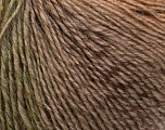 Fiber Content 50% Acrylic, 50% Wool, Khaki, Brand Ice Yarns, Camel, Brown Shades, Yarn Thickness 3 Light  DK, Light, Worsted, fnt2-27150