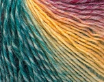 Fiber Content 50% Wool, 50% Acrylic, Yellow, Red, Brand Ice Yarns, Emerald Green, Blue, Yarn Thickness 3 Light  DK, Light, Worsted, fnt2-27158